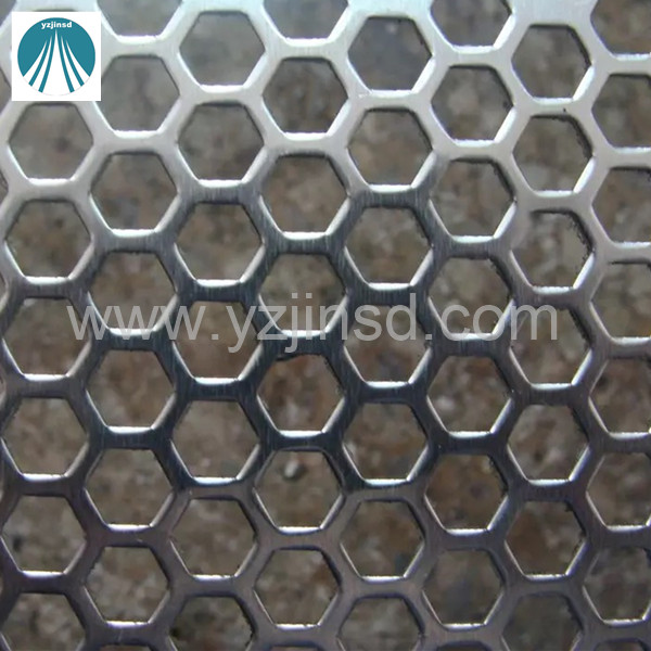 yzjinsd chemical machinery punch mesh plate