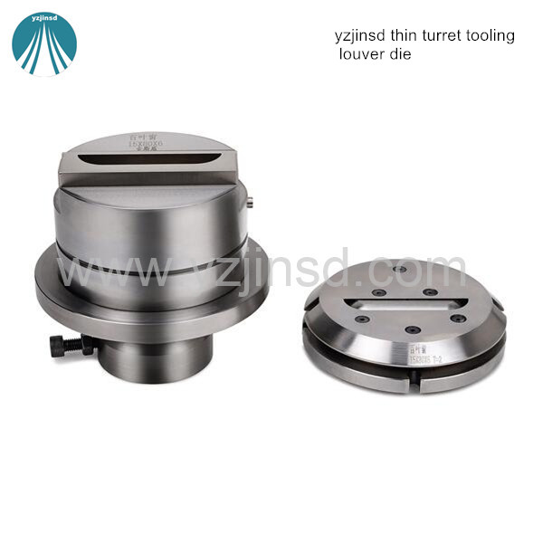yzjinsd thin turret tooling louver die