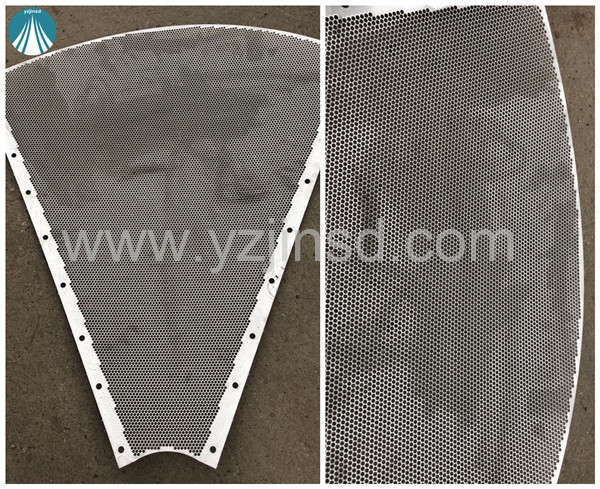 yzjinsd chemical machinery punching mesh plates